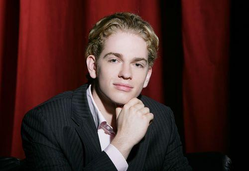 Joseph Moog is a 24-year-old German pianist.