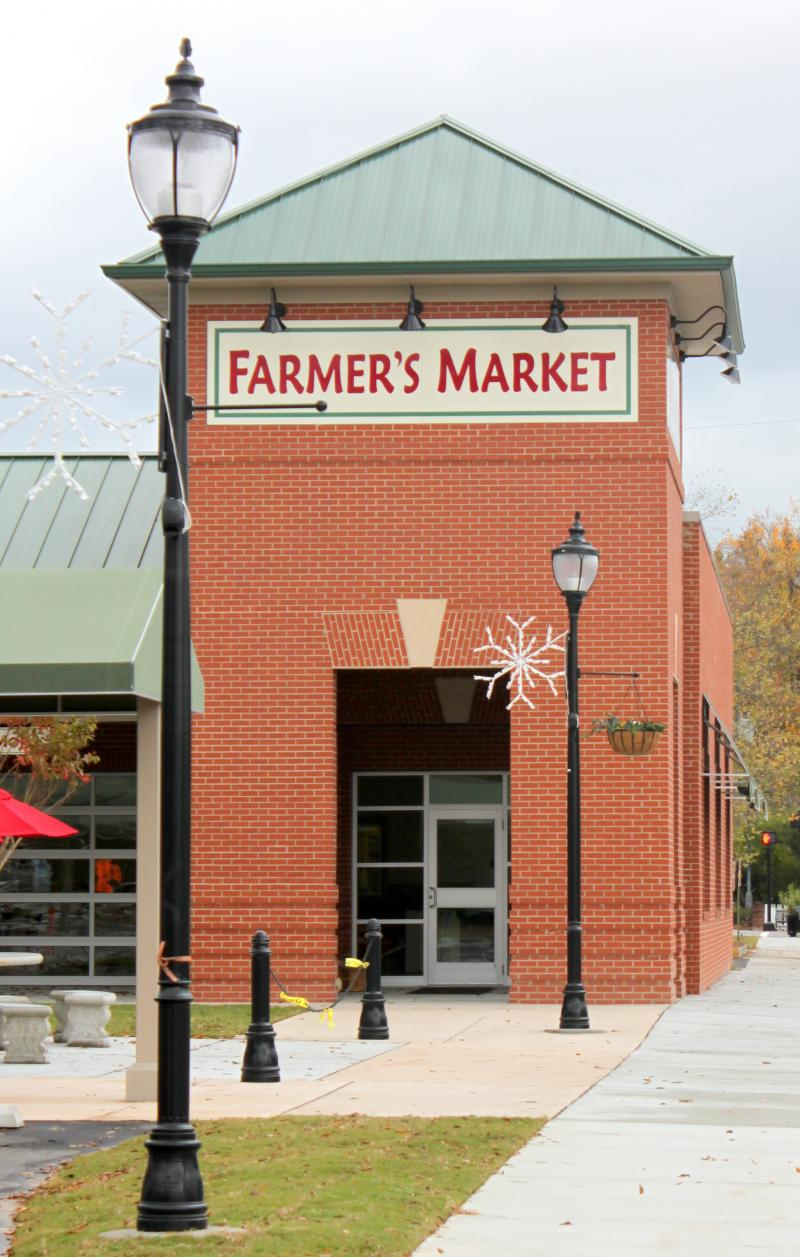 Cape Fear Farmers Market in Elizabethtown