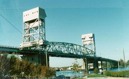 The Cape Fear Memorial Bridge will close overnight October 10 & 11.  The Bridge closes again Friday, October 12 at 8 PM and remains closed through the weekend.