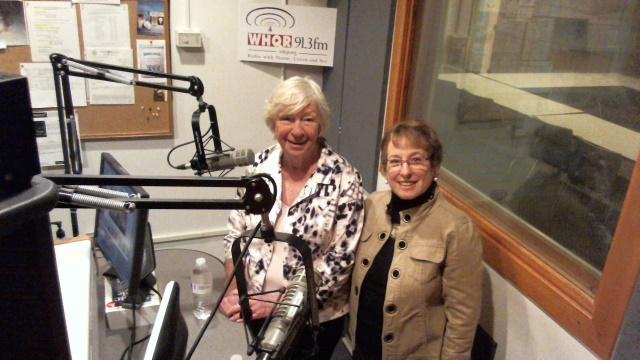 Geneva Reid (left) and Terry Richman (right)