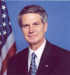 Representative Walter Jones, 3rd Congressional District