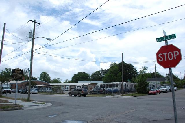 Wave Transit's maintenance facility is in the heart of the Bottom neighborhood