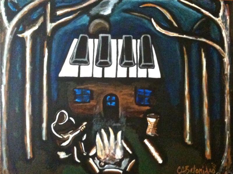 Work by Cammeron Batanides