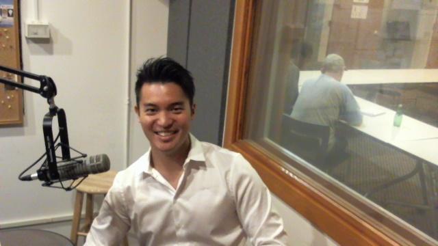Ray Chen at WHQR
