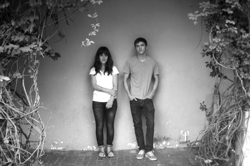 Jamie Rowen and Hannah Lomas