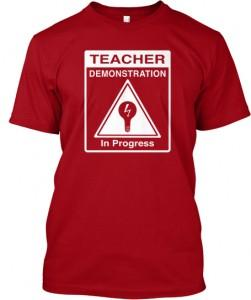 Participating teachers will wear red to symbolize their solidarity.