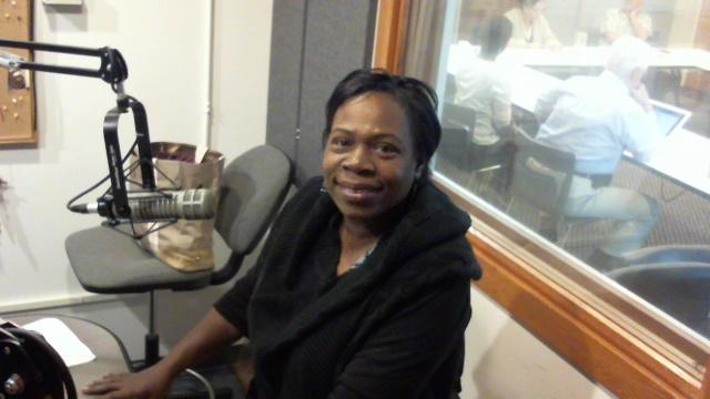 Rhonda Bellamy at WHQR