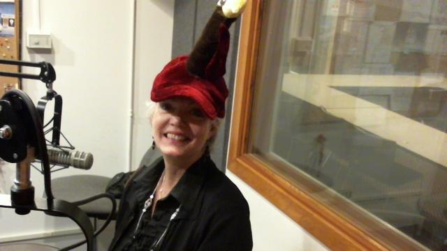 Kitty Yerkes at WHQR
