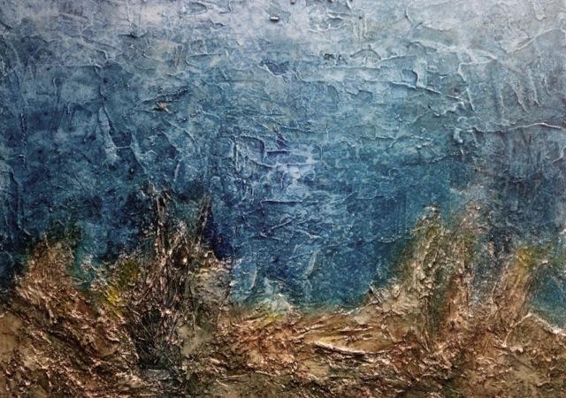 """""""Breakwater"""" by Shannon Bourne"""