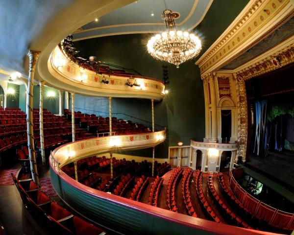 Thalian Hall's mainstage theater