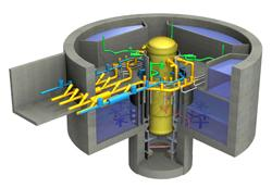 Economic Simplified Boiling-Water Reactor (ESBWR)