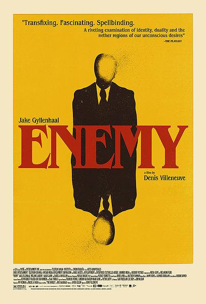 """Enemy"" Official Poster"