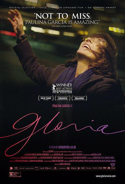 """Gloria"" Official Movie Poster"