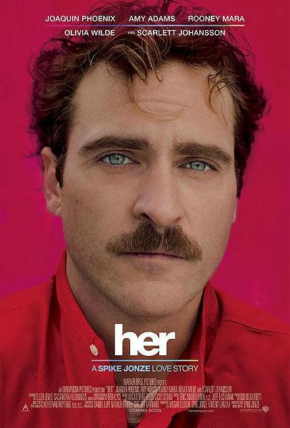 """Her"" Official Poster"