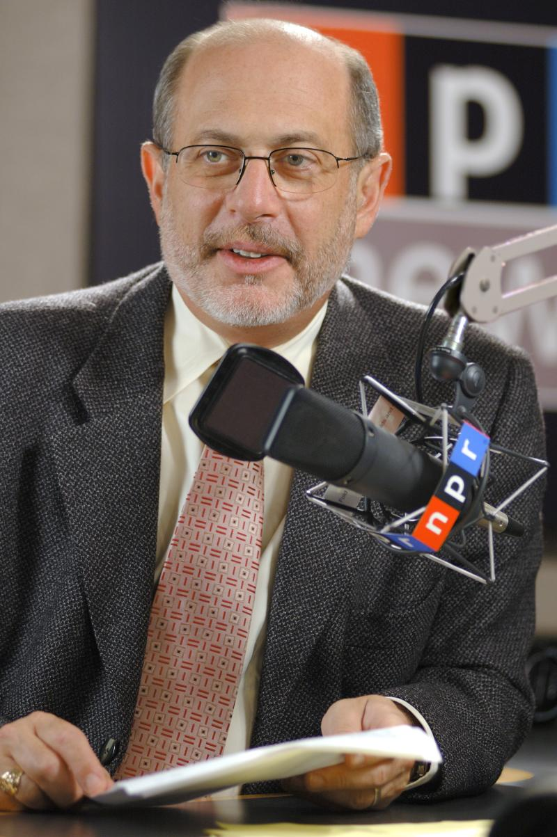 Robert Siegel, Senior Host, All Things Considered
