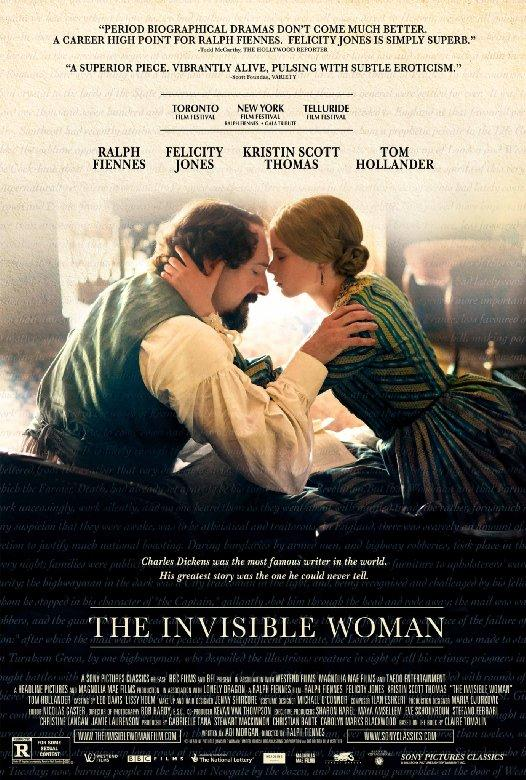 """The Invisible Woman"" Official Poster"
