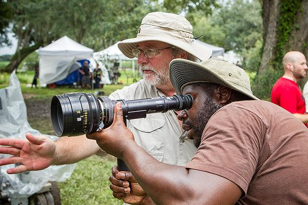 "Filming ""12 Years A Slave"""