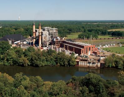 Cape Fear Plant, Moncure, NC