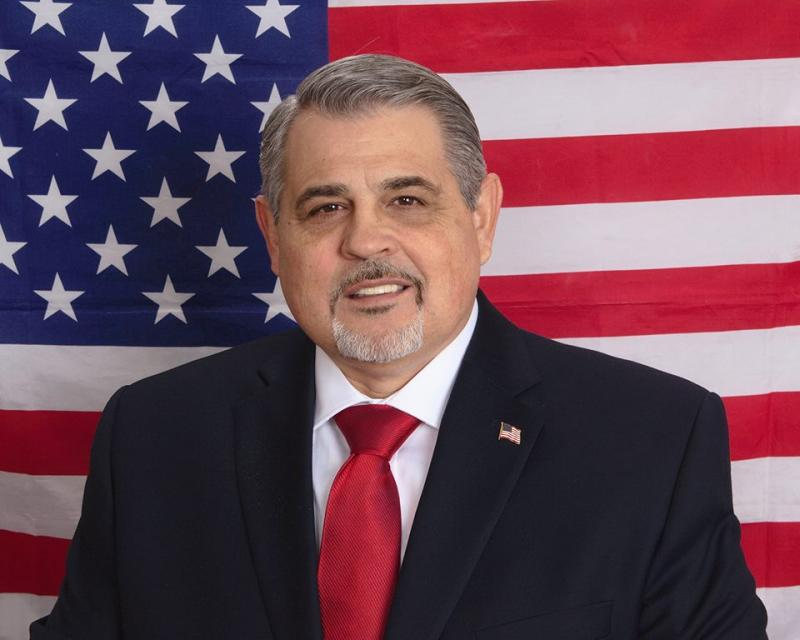 Chris Andrade (R-Cumberland County); Candidate for NC District 7