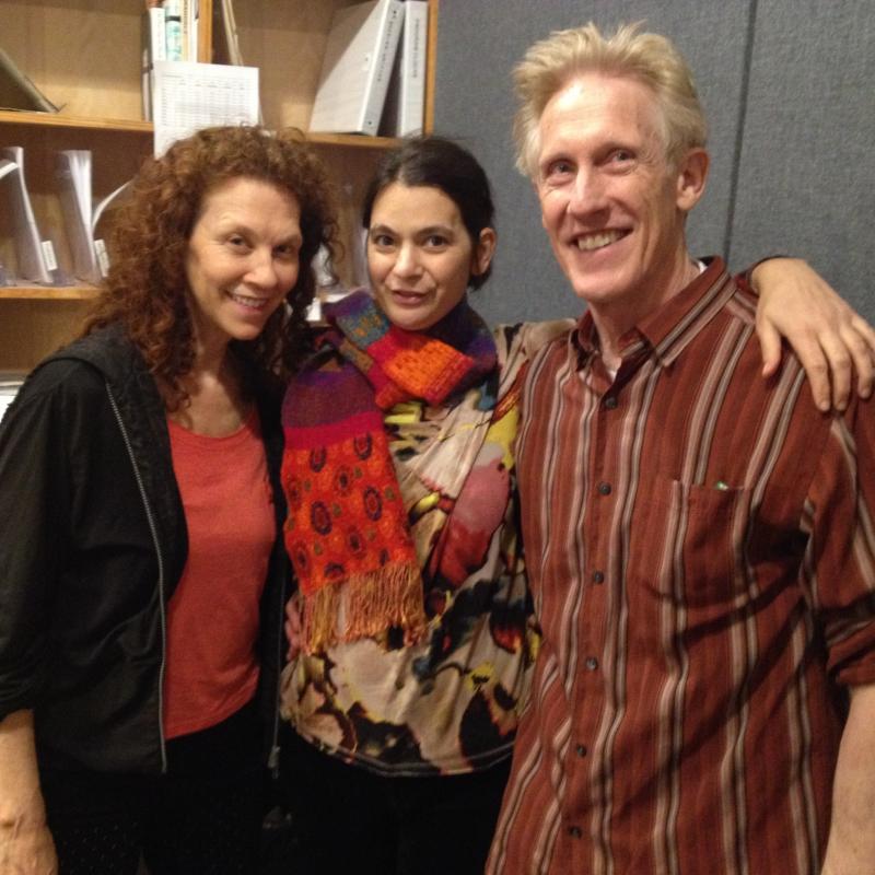 Gina Gambony (center) Face #1