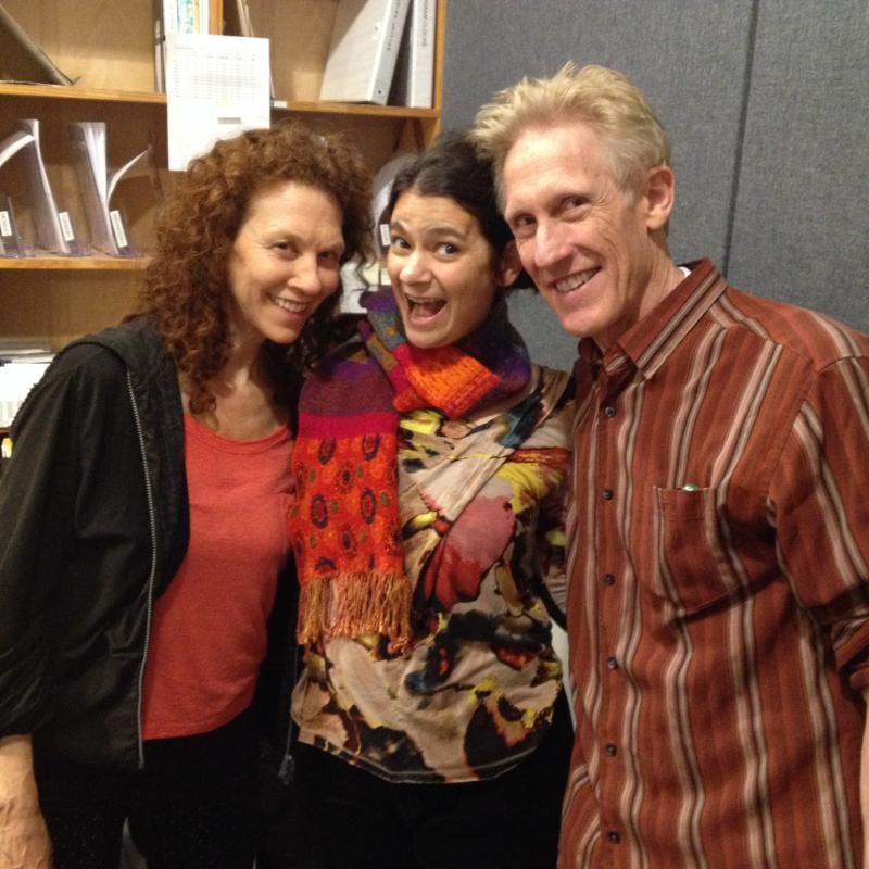 Gina Gambony (center) Face #2