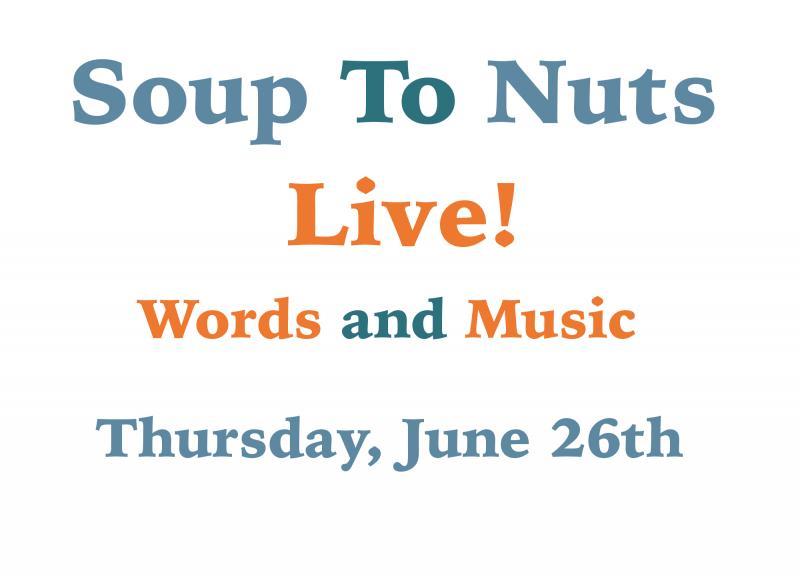Soup Live at WHQR