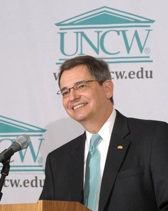 UNCW Chancellor Gary Miller