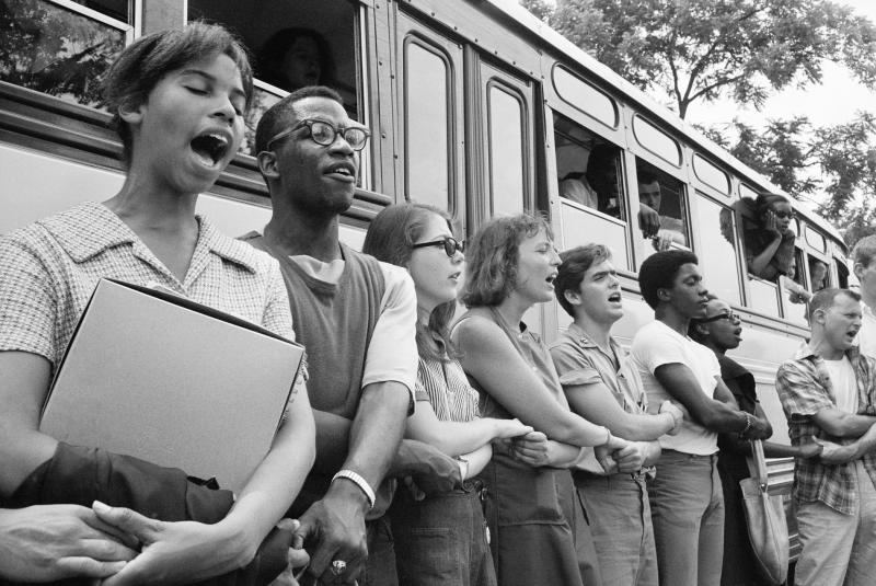 The NC NAACP's Moral Freedom Summer movement aims to empower voters--and to commemorate the 50th anniversary of the 1964 voter registration campaign known as Freedom Summer.