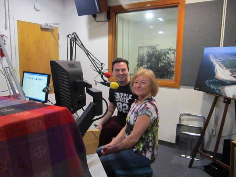 Jason Aycock and Nancy Aycock Rivenbark