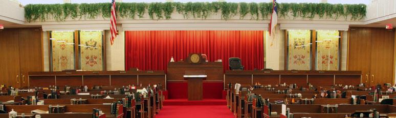 North Carolina House of Representatives