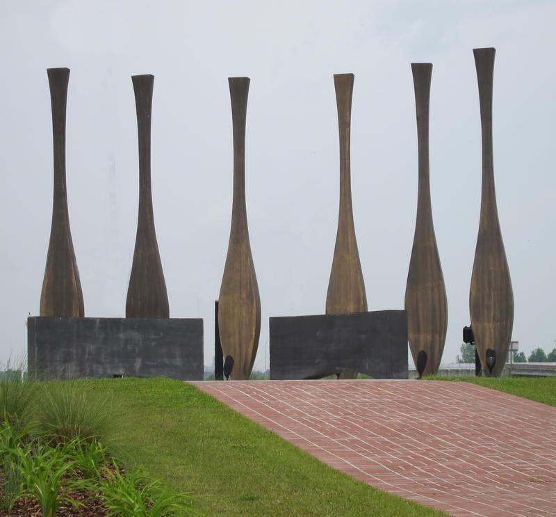1898 Memorial in Wilmington, NC