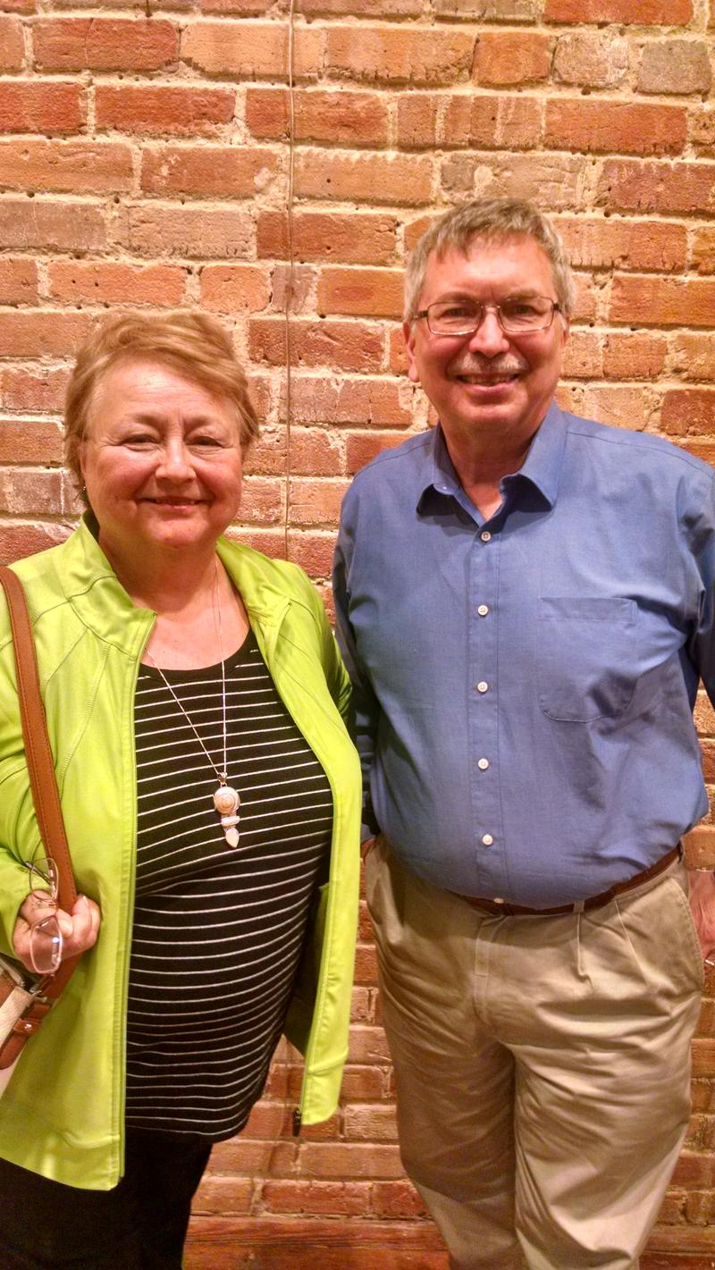 Linda Thomas & David Shucavage