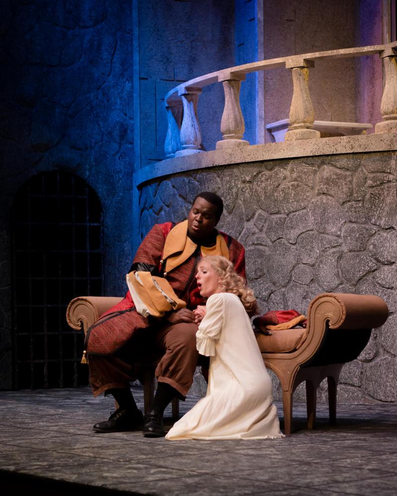 Rigoletto:  Joshua Conyers & Bridgid Eversole