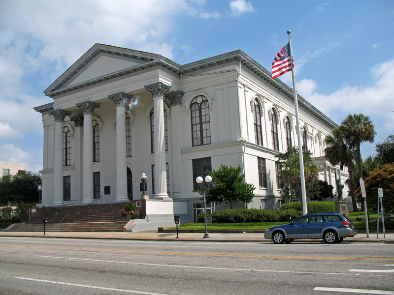 Thalian Hall / City Hall in downtown Wilmington