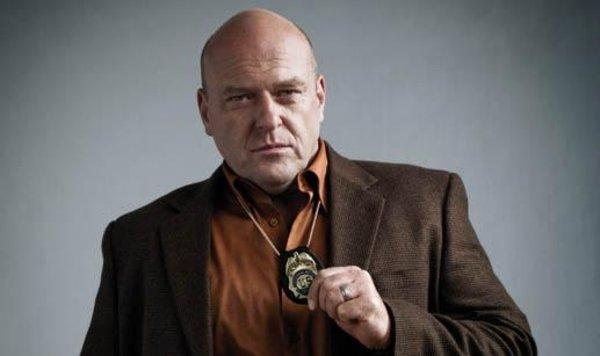 "Actor Dean Norris in ""Breaking Bad"""