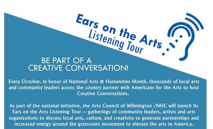 Ears on the Arts