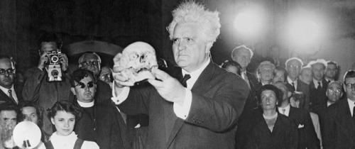 Haydn's Skull, 1954