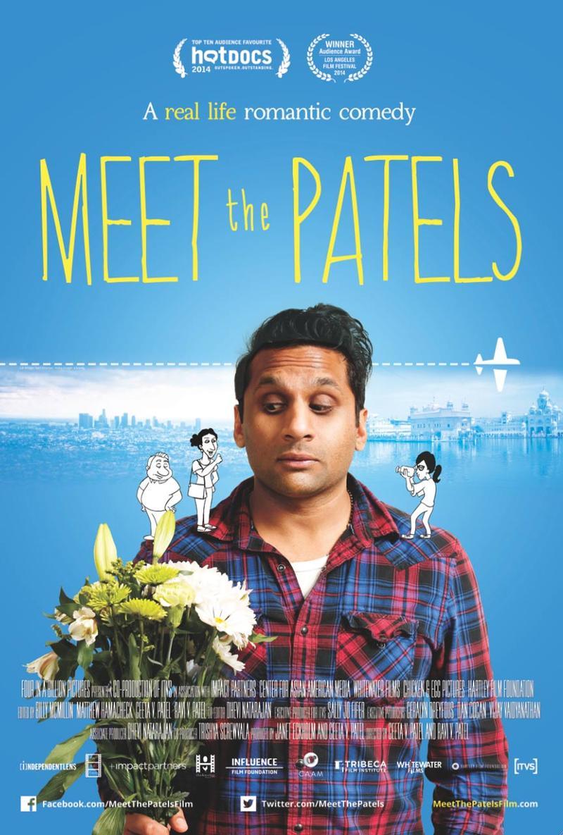 """Cinematique Presents: """"Meet the Patels"""""""