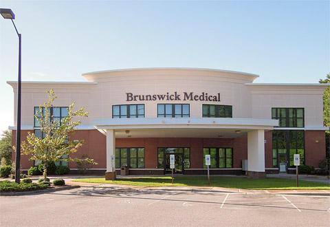 Brunswick County VA Outreach Clinic
