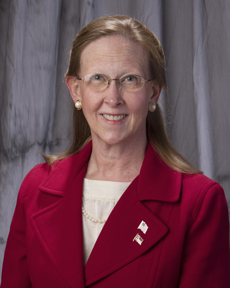 Beth Dawson is the Chairperson of New Hanover County's Board of Commission.  On February 1, 2016, she delivered the state of the county address in the historic county courthouse in downtown Wilmington.