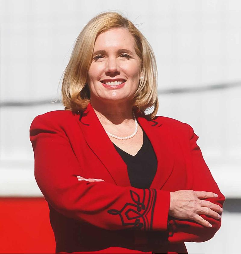 Representative Holly Grange