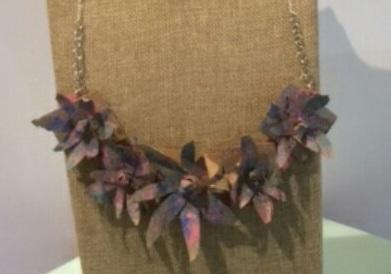 Ashley Bennette's Bib Necklace