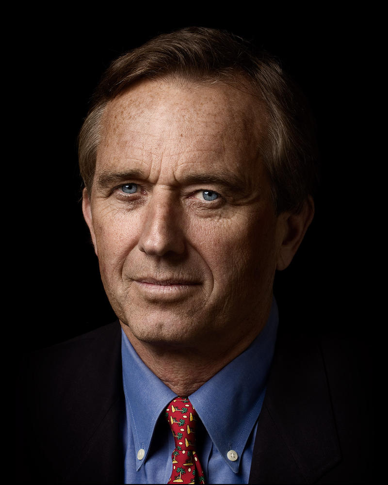 Robert F. Kennedy, Jr. is President of the Waterkeeper Alliance, which held its annual conference in downtown Wilmington June 1- 6, 2016.