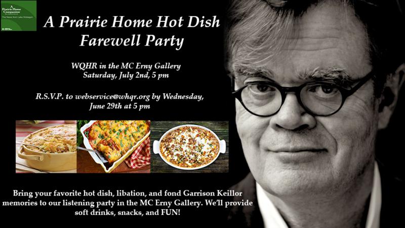 """Garrison Keillor, Host of """"A Prairie Home Companion"""""""