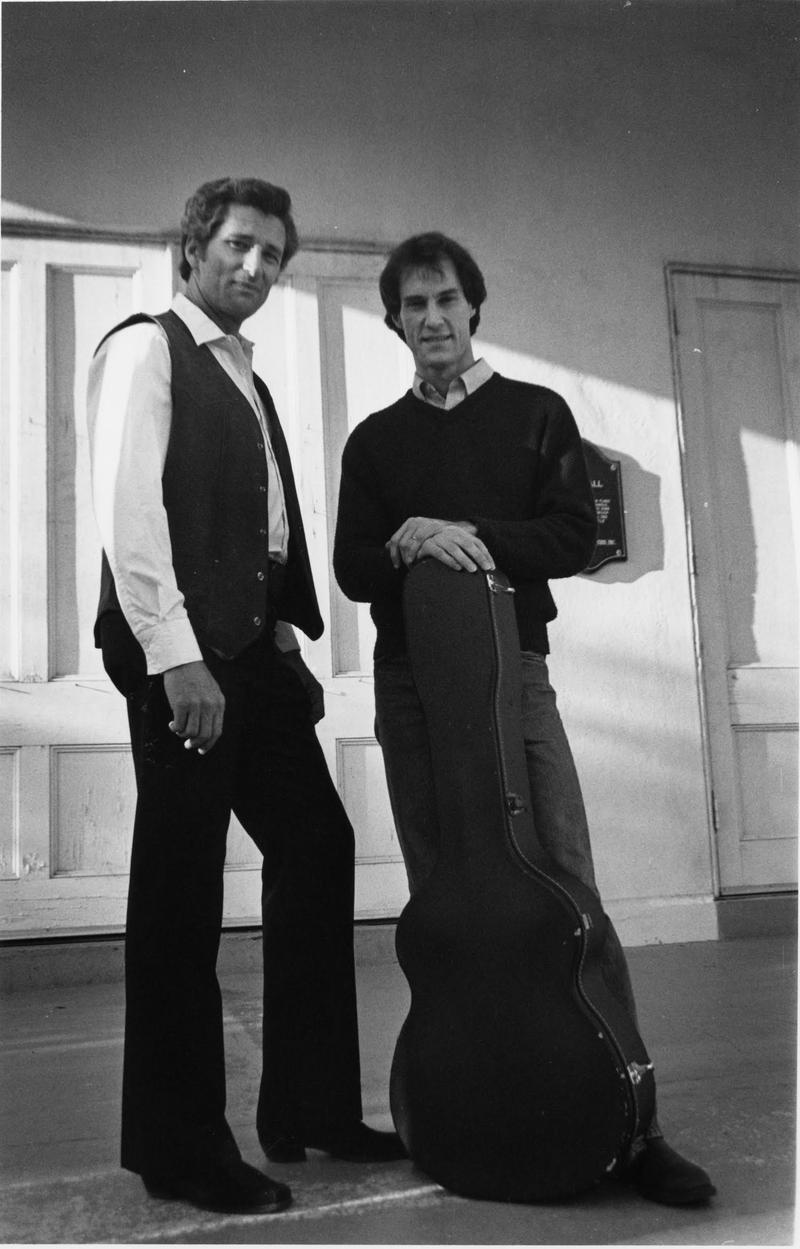 John Golden & Rob Nathanson, 1983