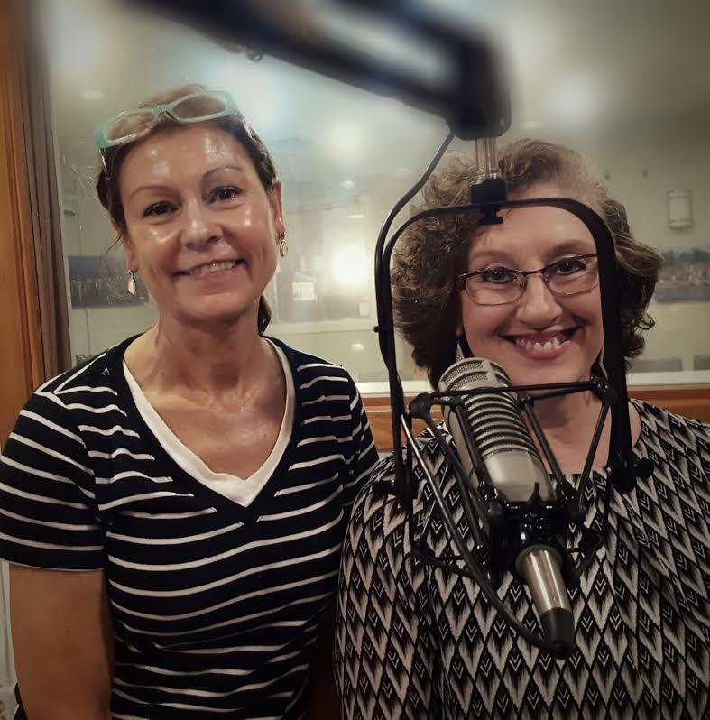 Tracey Varga & Julia Walker Jewell