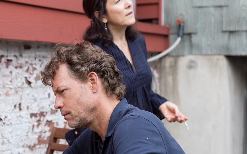 "Greg Kinnear & Paulina Garcia star in ""Little Men"""