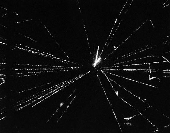 Proton Anti-Proton Collision