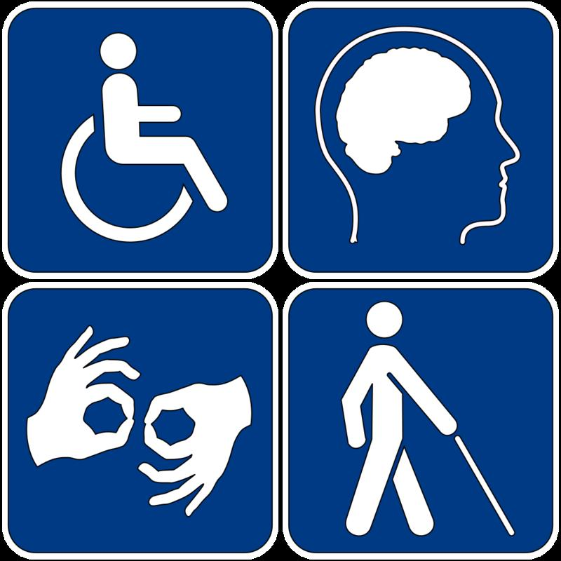 Advocates for Universal Design emphasize the fact that most people will move around the ability spectrum over the course of their lives.