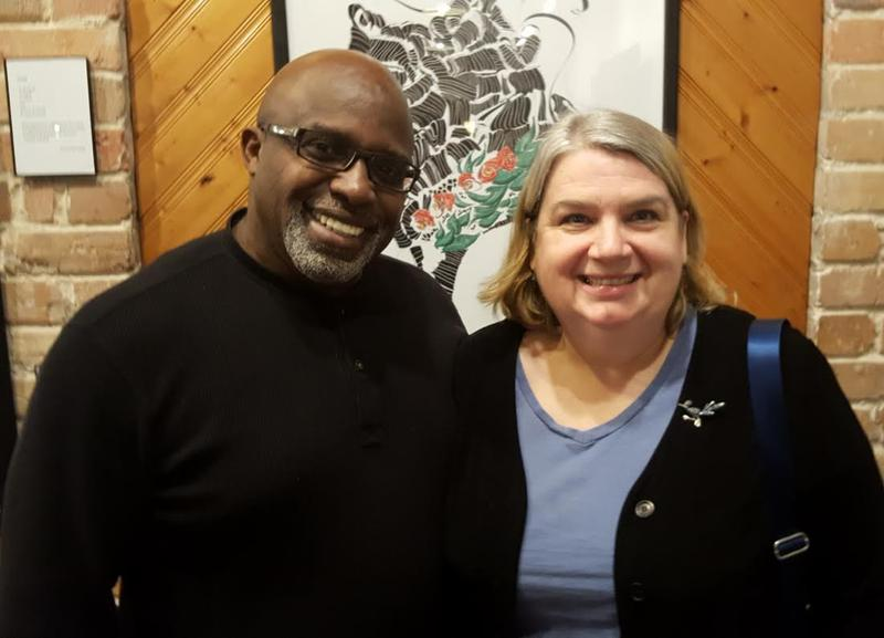 Pastor Clifford Barnett & Jane Morrow